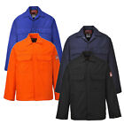 Welding Flame Resistant Hazard Protection Jacket XS-5XL Portwest Bizweld BIZ2