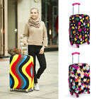 Travel Luggage Suitcase Cover Protector Elastic Dustproof Bag Anti Scratch