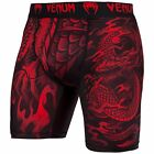 Venum Men's Dragon's Flight Vale Tudo Shorts MMA BJJ Black/Red