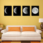 Multi Style 4/5Pcs Wall Decor Oil Landscape Painting Canvas Picture Unframed BCL
