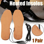 Внешний вид - Electric Heated Shoe Insoles Warm Socks Feet Heater USB Foot Winter Warmer Pads