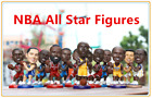 All Star Action Figures Bobble head dolls Rare Collection Michael Jordan etc