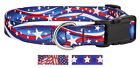 Country Brook Design® Deluxe Dog Collar - American Pride Collection