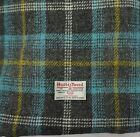 Harris Tweed Fabric & labels 100% wool Craft Material - various Sizes code dc21