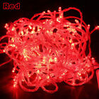 US 32.8FT 100LED Connectable Fairy String Lights Christmas Wedding Lamp Outdoor