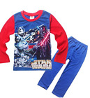 2-Piece Kids Boys Star Wars Storm Trooper  Jedi Pajama Set / Pants  Top O40