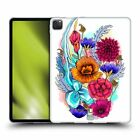 HEAD CASE DESIGNS WATERCOLOURED FLOWERS SOFT GEL CASE FOR APPLE SAMSUNG TABLETS