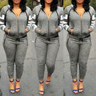 Women Clothes Sets New Casual Tracksuits Two Piece Set Women  Suit Hoodies 2qp