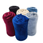 Super Soft Plush Throws-Solid image
