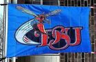 DSU Delaware State University Hornets 3X5 NCAA Sports Flag College Banner