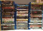 HUGE Blu-Ray movie list! Disney/Action/Horror 1st ships for $3, 2nd+ for $1ea! $5.0 USD