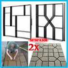 Path Walk Maker Walkmaker Mold Driveway Stepping Stone Paving Pavement Mold BP image