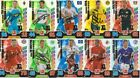 Topps Match Attax 2017 2018 Star-, Club-, 10. Kollektionkarten. Karten-Set.17 18