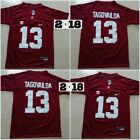 Tua Tagovailoa Alabama Stitched Football Jersey With 2018 Patch