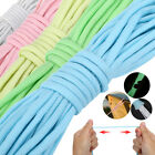 Glow in the Dark 9 Strand 550 Luminous Paracord Parachute Rope Cord Outdoor LJ