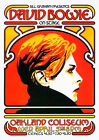 DAVID BOWIE  Concert Poster - Giclee Full Colour Reproduction Wall Art