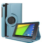 Slimbook PU Soft Leather Full Protection Case For Google Nexus 7 2nd Gen 2013 US