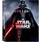 Star Wars: The Complete Saga (Episodes I-VI) 9-Disc Blu-ray Box Set $38.99 USD