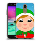 HEAD CASE DESIGNS JOLLY CHRISTMAS CHARACTERS SOFT GEL CASE FOR LG PHONES 1