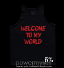 "#45 Rich Piana ""Welcome To My World"" Tank Top"