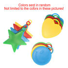 20-50x Star / heart Shaped Plastic Balloon Weights for Helium or Foil Balloons