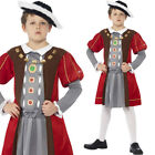 Boys Henry VIII Fancy Dress Costume Licensed Horrible Histories Smiffys 27129