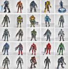 Halo Video Game Toy Figures by McFarlane (UNSC Spartans Covenant & Promethean)