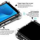 Shockproof Clear Back Silicone Soft TPU Slim Case Cover For Asus Zenfone 5 3 MAX