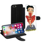 Betty Boop Printed PU Leather Stand Wallet Case for Samsung Galaxy Models - 0015 $13.62 AUD on eBay