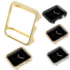 Luxury Diamond Decor Watch Case Cover for Apple Watch Series 3 / 2 / 1 42mm USA