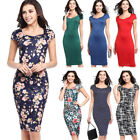 online dreses - Women Bodycon Pencil Dress Cocktail Wedding Pageant Formal Evening Party Dreses