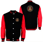 MLS Atlanta United F.C  Jacket black red cotton fashion Soccer Usa season