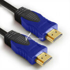Premium HDMI Cable 1.5ft-30ft Ultra Speed High Support 21Gbps 4k@60Hz HDMI V2.0b