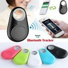 Bluetooth Wireless Mini Anti-Lost Keychain Tracker Alarm Pet Child GPS Locator