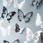 24x 3D Butterfly Sticker Art Design Vivid Decals Wall Stickers Home Decor Room