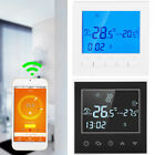 Внешний вид - New Programmable Wifi Wireless Digital Thermostat LCD Touch Screen App Control