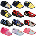 boys shoes minion kids trainers Despicable Me strap character slippers fashion