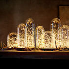 20/30/40/50/100 LED String Copper Wire Fairy Lights Battery Powered WaterproofEv