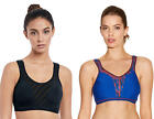 Freya 4000 Active Multiway Soft Cup J Hook Non Wired Sports Bra