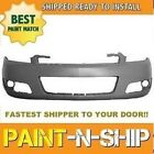 NEW 2009 2010 2011 Chevy Impala Fog Holes Front Bumper Painted GM1000764
