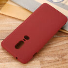 Luxury Full Cover Matte Shockproof Soft TPU Gel Case For OnePlus 6 3 3T 5 5 T