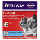 Feliway Multicat Starter Kit OR Refills Cat Appeasing Cat Kitten Comfort Zone