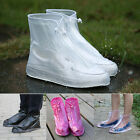 Unisex Waterproof Protector Shoes Boot Cover Rain Shoe Covers Anti-Slip GIFT