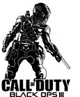Call of duty Black Ops 3 style ps4 xbox teen Vinyl wall...