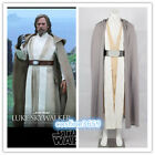 Star Wars The Force Awakens Luke Skywalker Cosplay Costume Robe Free Shipping $159.99 USD on eBay