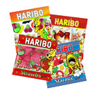 Haribo Mini Bags Star Mix, Tangfastics, Strawbs, SuperMix Party Bag Filler