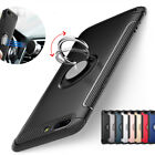 For Oneplus 5/5T Anti-knock Anti-slip Kickstand Ring Magnetic Hard PC Case Cover