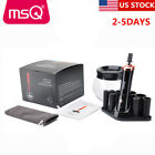 US Electric Makeup Brush Cleaner Set Cosmetic Wash Dryer Brush Cleaning Tool Kit