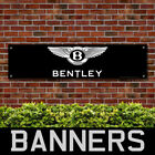 Bentley Cars PVC Banner Garage Workshop Office Advertising Signs (BANPN00201)