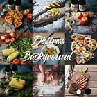 Dual Double Side Backdrop Paper Food Grain Product Photography Drop Background